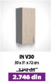 Kuhinjski element IN V30
