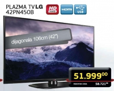 Plazma TV 42PN450B