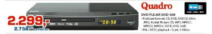DVD/DivX player  DVD-508