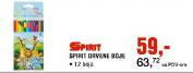 Drvene boje Spirit