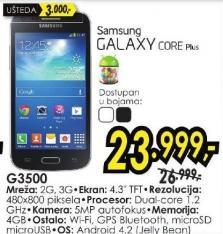 Mobilni telefon G3500 Galaxy Core Plus