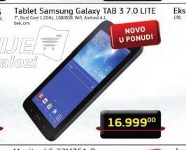 Tablet Galaxy Tab 3 lite SM-T110 BG