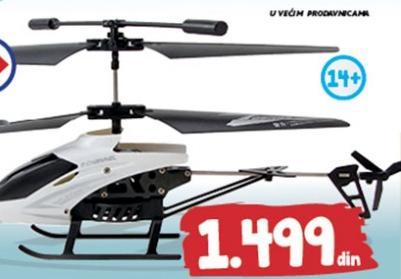 Igračka helikopter