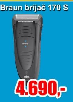 Brijač 170 S