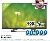 LED televizor 42LA660