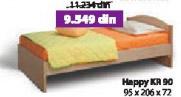 Krevet HAPPY KR90