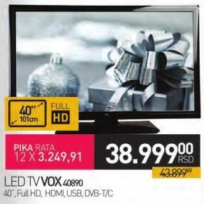 "Televizor LED 40"" 40890"