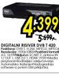 Digitalni risiver DVB T 420
