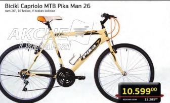 Bicikl MTB Pika Man