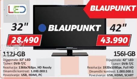 """Televizor LED 42"""" 156j-gb"""