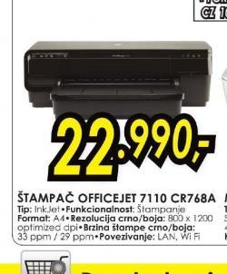 Štampač Officejet 7110 CR768A