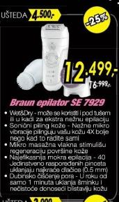 Epilator SE 7929