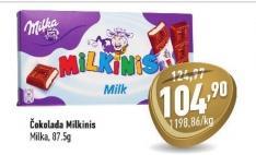 Čokolada Milkinis
