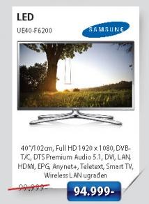 LED Televizor UE40-F6200