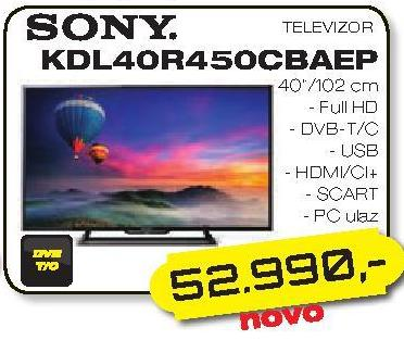 Televizor KDL40R450BBAEP