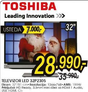 Televizor LED 32P2305