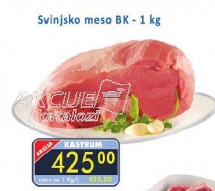 Svinjsko meso BK