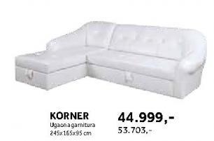 Ugaona garnitura Korner