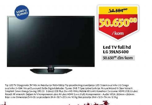 LED Tv 39LN5400