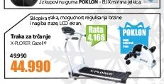 Traka za trčanje X-PLORER Gazelle
