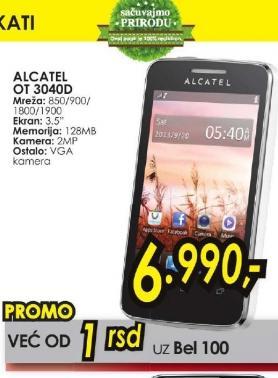 Mobilni telefon OT-3040D