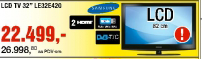 LCD Televizor LE32E420