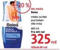 Mleko za telo