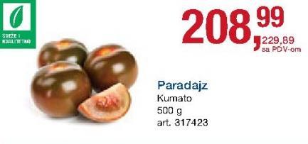 Paradajz Kumato