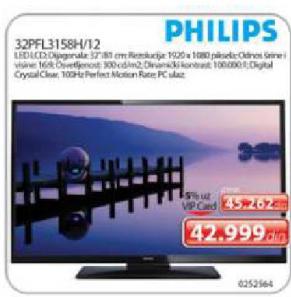 LED Tv Full HD 32PFL3158H/12