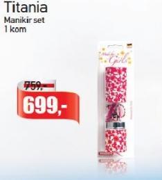 Manikir set