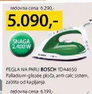 Pegla Tda 4650