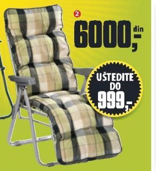 Baštenska stolica Everton