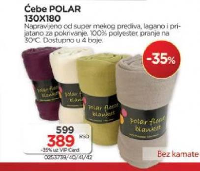 Ćebe Polar