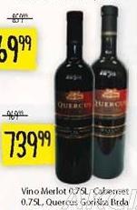 Crno vino Merlot Quercus