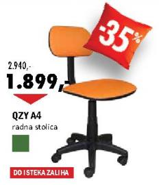 Radna stolica QZY A4