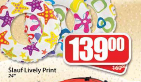 Šlauf Lively Print