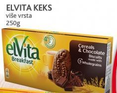 Keks integralni cereals&chocolate