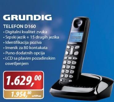 Telefon Grundig D 160
