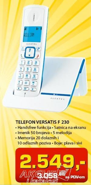 Bežični Telefon Veritas F 230