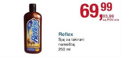 Sredstvo za čišćenje nameštaja Reflex