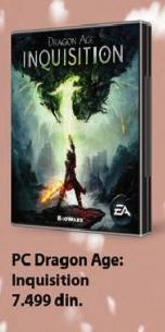 PC igra Dragon Age Inquisition