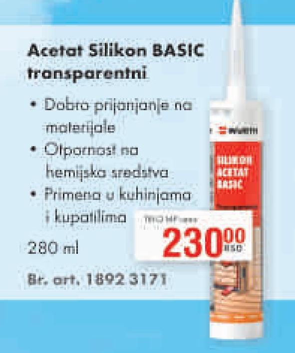 Silikon Basic
