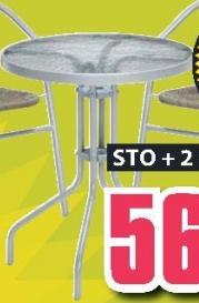 Baštenski sto Blokhus