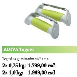 Tegovi ADIVA