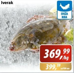 Riba iverak