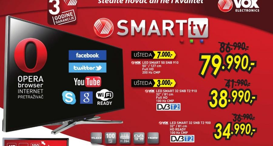 Televizor LED 32 SNBT2 910