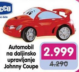 Igračka automobil Johnny Coupe