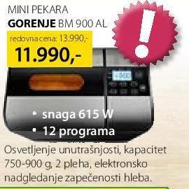Pekara BM 900 AL
