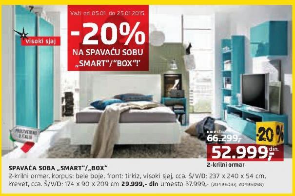 Krevet Smart/Box