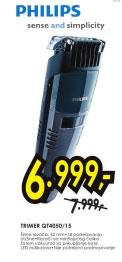 Trimer QT4050/15
